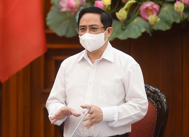 Thủ tướng yêu cầu thống kê nhân lực y tế phục vụ chống dịch COVID-19