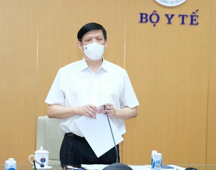 Đợt dịch lần thứ 4 diễn biến khó lường, Bộ trưởng Y tế kêu gọi y bác sĩ lên đường chi viện