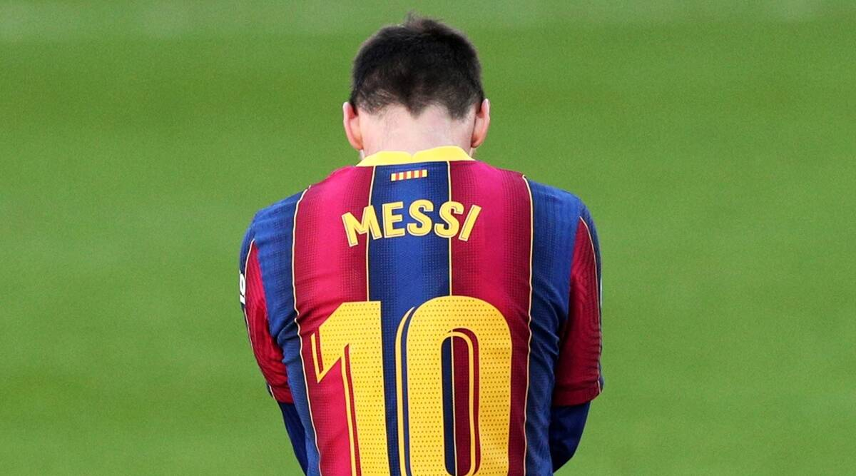 Messi will not stay at Barca say club